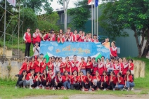 """Program of Blood Donation Day """"Youth in School of Foreign Languages"""""""