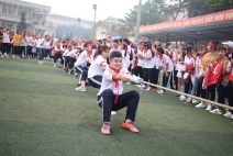 The 4th Student Sports Festival, 2019 – School of Foreign Languages (SFL)