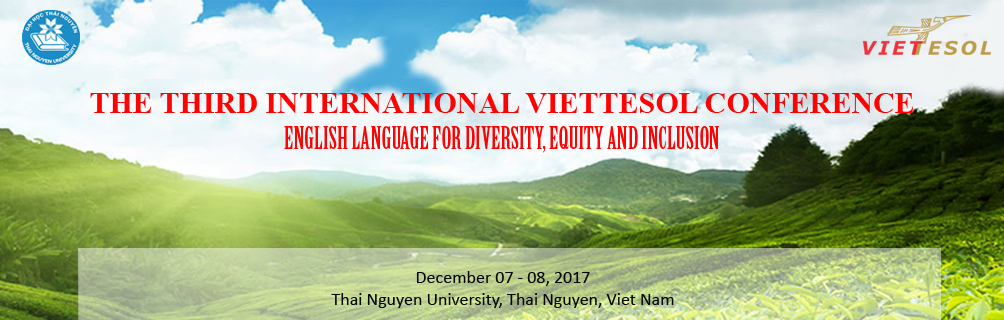 The Third International VietTESOL Conference